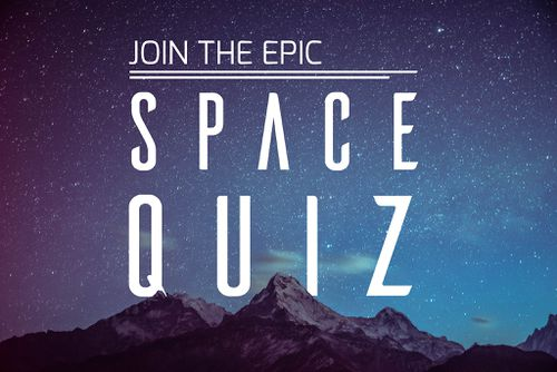 Join the space quiz!